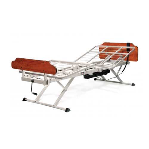 Lumex Patriot LX Semi-Electric Homecare Bed