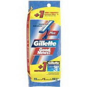 Gillette Good News Razor, Regular