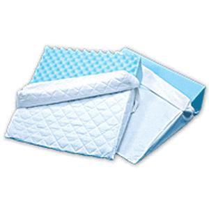 "Global Foam Conforming Comfort Standard Smooth Bed Wedge, 10"" Height"