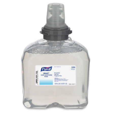Purell Foaming Alcohol-Free Hand Sanitizer