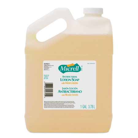 Micrell Lotion Antibacterial Soap
