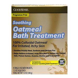 GoodSense Soothing Oatmeal Bath Treatment Formula