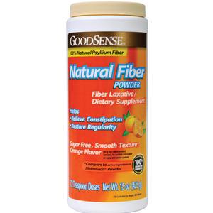 GoodSense Natural Fiber Powder