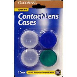 GoodSense Contact Lens Cases