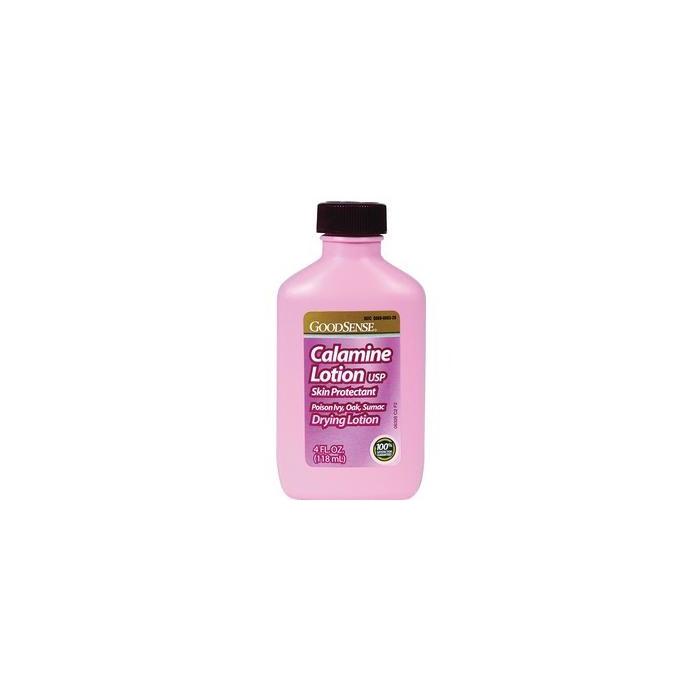 GoodSense Medicated Calamine Lotion, 6 oz.