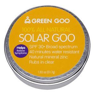 Green Goo unscented Solar Goo Sunscreen