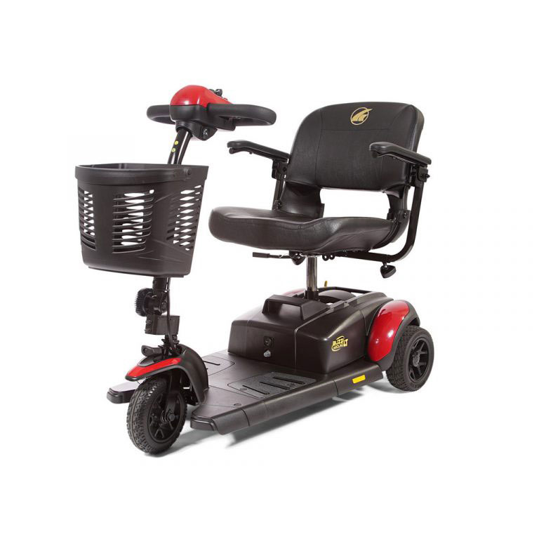 Golden BuzzAround LT GB107 3-wheel scooter