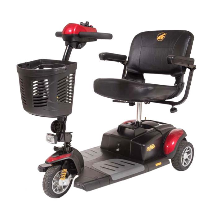 GoldenTech Buzzaround XL 3-Wheel Scooter | GoldenTech (Gb117D)
