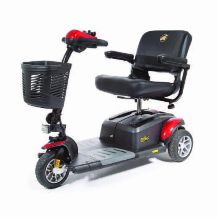 GoldenTech Buzzaround 3-Wheel Scooter | GoldenTech (Gb118)