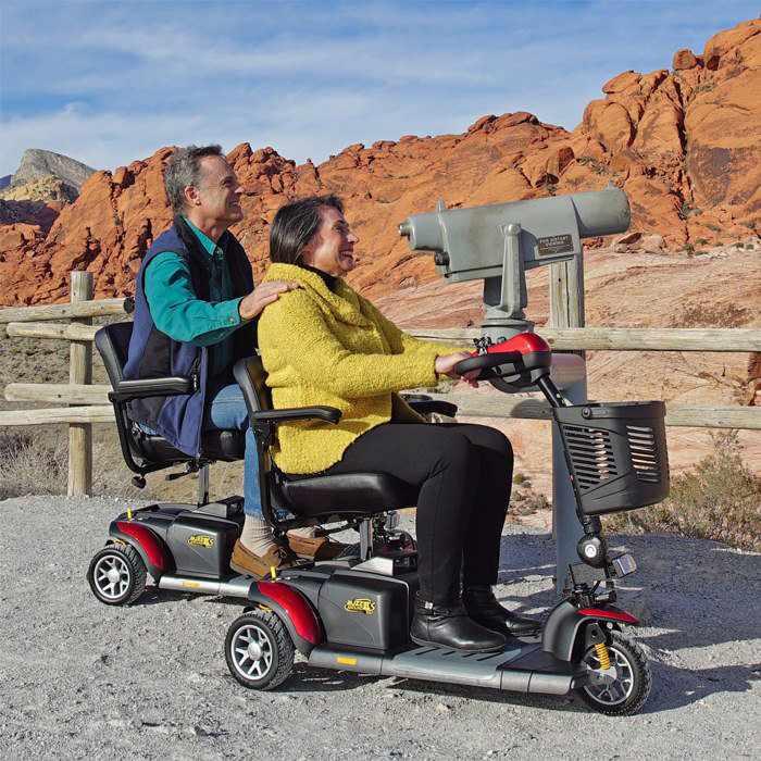 GoldenTech Buzzaround 3-Wheel Scooter | GoldenTech GB118