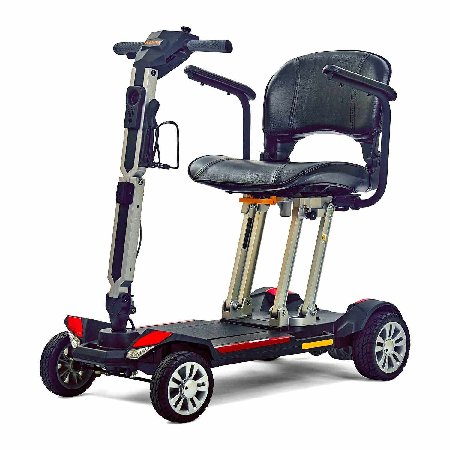 GoldenTech BuzzAround CarryOn Scooter | Medicaleshop