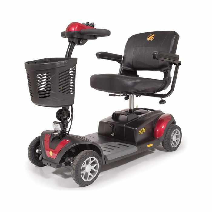 GoldenTech Buzzaround XL 4-Wheel Scooter | GoldenTech (Gb147D)