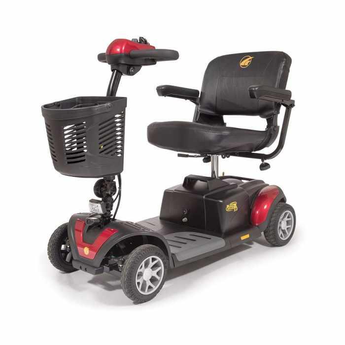 Golden Technologies BuzzAround XL HD GB147 4-wheel scooter