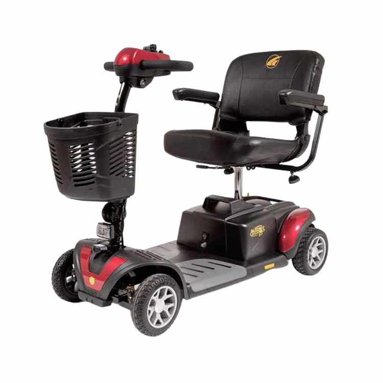GoldenTech Buzzaround XLS HD 4-Wheel Scooter | GoldenTech Gb147Z