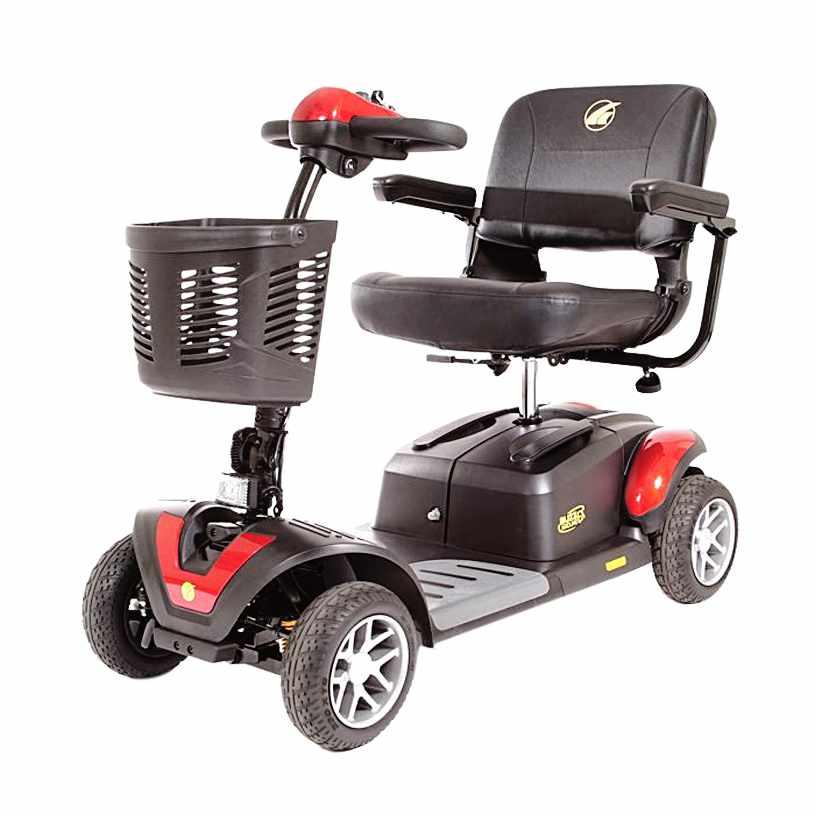 GoldenTech Buzzaround 4-Wheel Scooter | GoldenTech (Gb148)