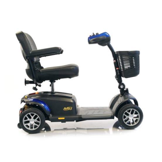 GoldenTech Buzzaround EX Gb148 4-Wheel Scooter   GoldenTech GB148