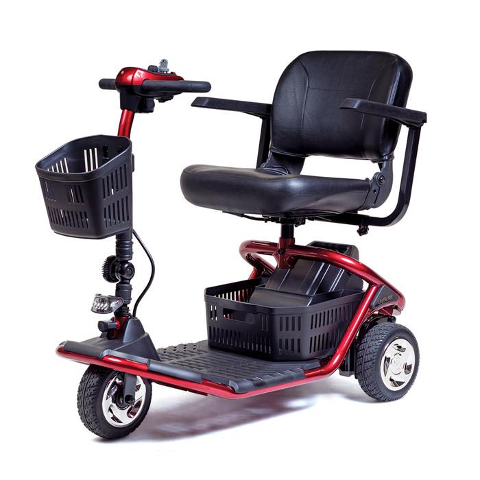GoldenTech Literider 3-Wheel Scooter | GoldenTech (GL111D)