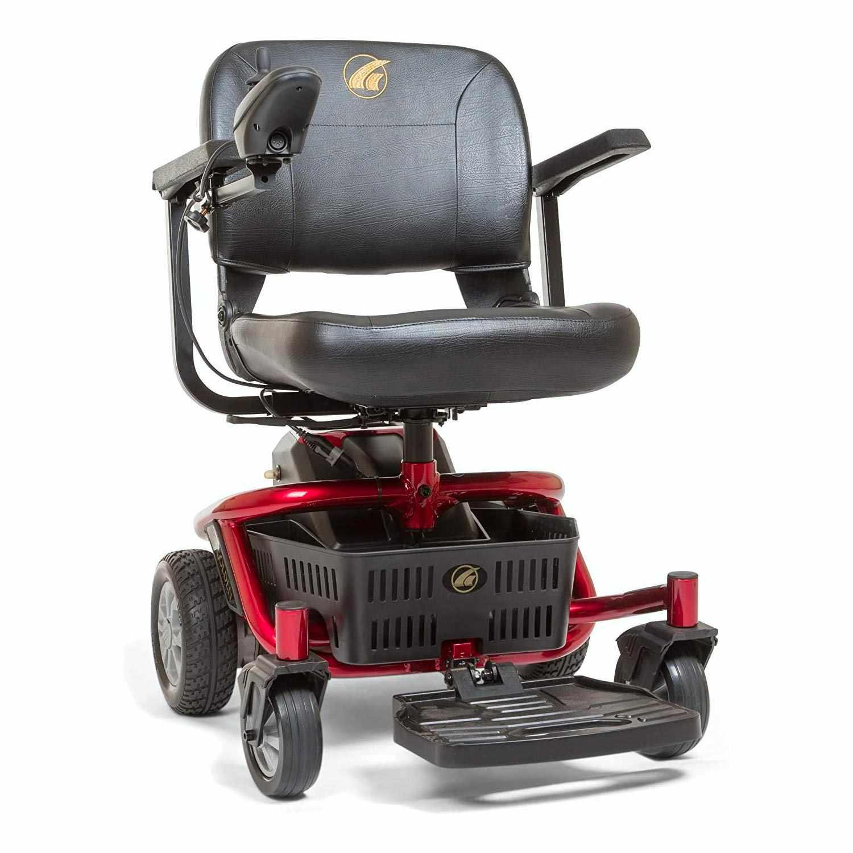 GoldenTech Literider Envy Power Wheelchair | GoldenTech (Gp162)