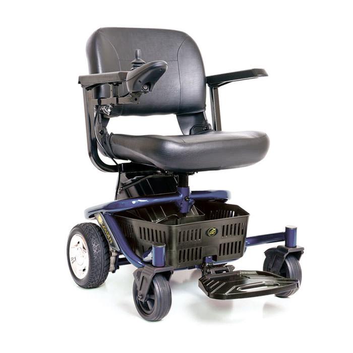 GoldenTech Literider Envy Power Wheelchair | GoldenTech GP162 Wheelchair