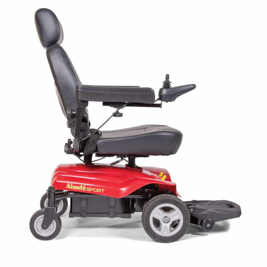 GoldenTech Alante Sport Power Wheelchair | GoldenTech GP208