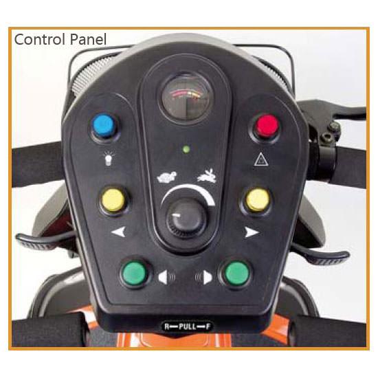 GoldenTech Patriot 4-Wheel Scooter | GoldenTech GR575