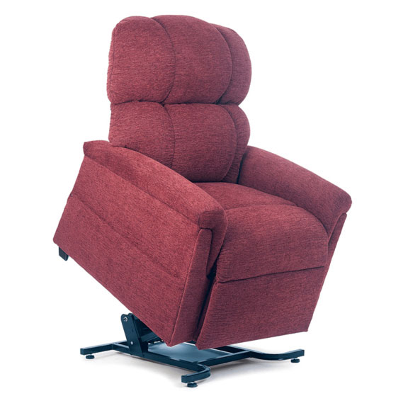 GoldenTech PR535 MaxiComforter Power Lift Recliner | Medicaleshop