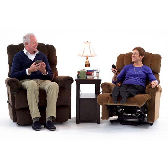 GoldenTech PR931M Space Saver Lift Chair | Medicaleshop