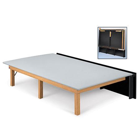 Hausmann space saver mat platform