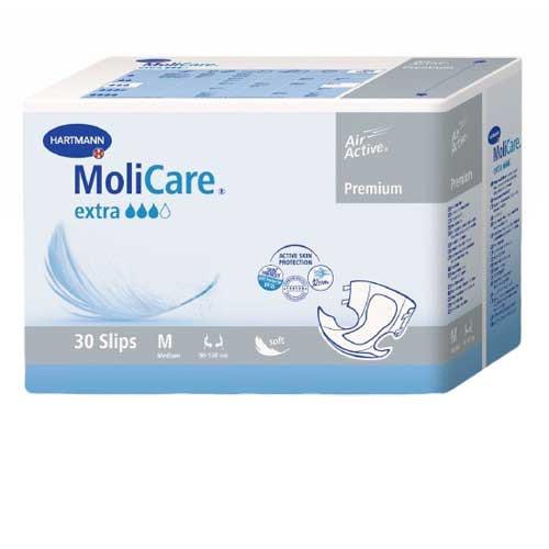MoliCare Premium Soft Extra Briefs Heavy Absorbency