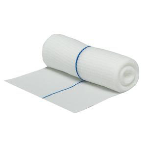 """Flexicon Conforming Stretch Bandage, Sterile, Latex Free, Stretched L, 4"""" x 4-1/10 yards"""