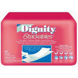 Dignity Stackables Pads