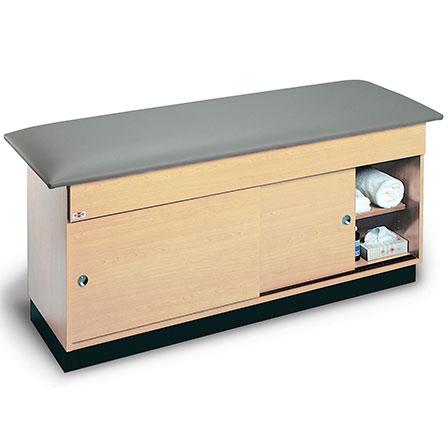 Hausmann 4043-030G cabinet treatment table