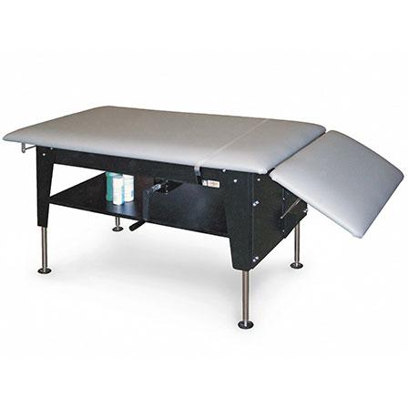 Hausmann crank hydraulic changing/treatment table