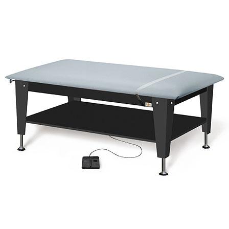 Hausmann 4723 ADA hi-lo power plinth table