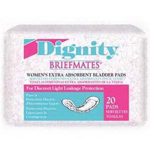 Dignity UltraShield Absorbent Liners