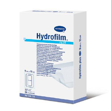 Hartmann Conco Hydrofilm Plus Standard Transparent Film Dressing (685774)