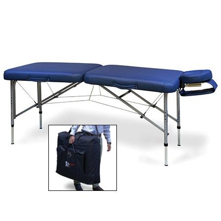 Hausmann 7604-752 portable massage table