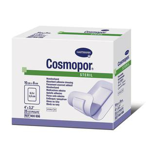 """Cosmopore Sterile Adhesive Wound Dressing 4"""" x 3-1/2"""""""