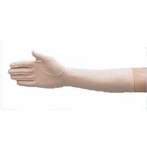 Hatch Right Full Finger Compression Edema Glove, Large, Tan