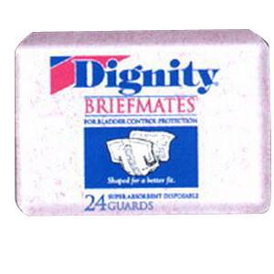 """Dignity Briefmates Super Guard Medi-Cal, 45"""" to 58"""""""