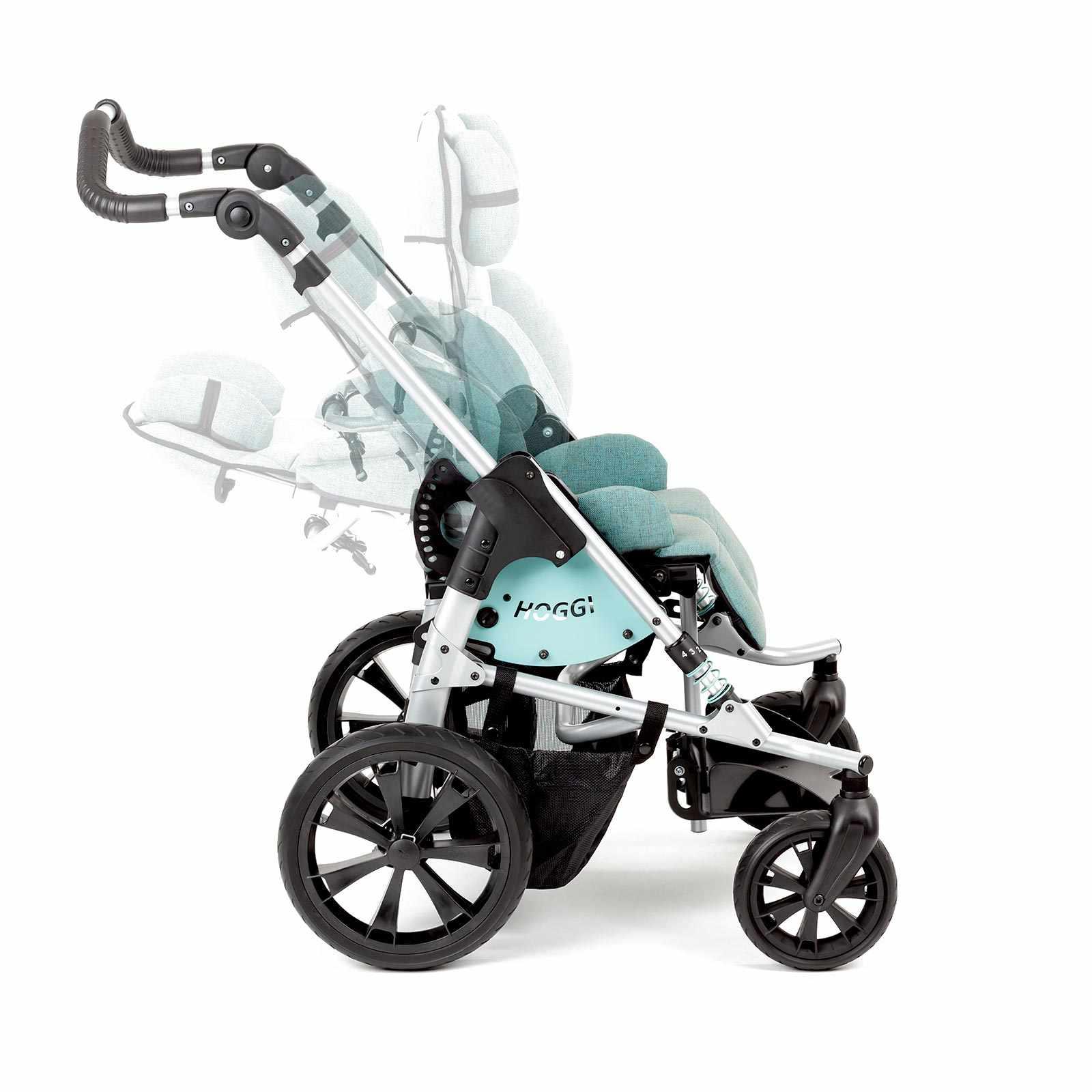 Hoggi Bingo Evolution Stroller | Hoggi Strollers Bingo 3232-1000