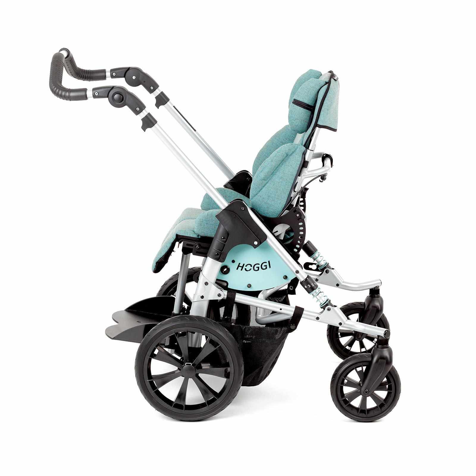 Hoggi Bingo Evolution Stroller | Hoggi Strollers 3232-1000 - Medicaleshop