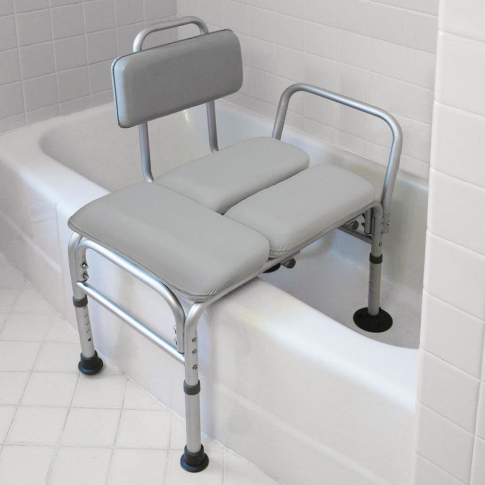 Homecraft Padded Transfer Bench   Medicaleshop