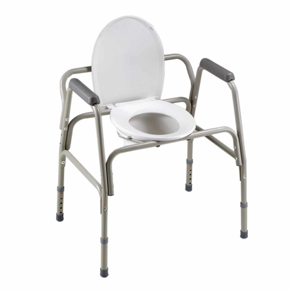 Homecraft Heavy Duty 3-in-1 Commode | Medicaleshop