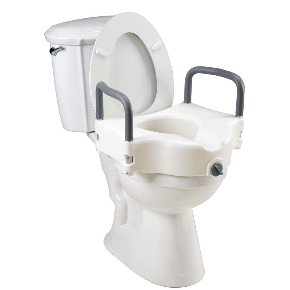 Homecraft Elevated Toilet Seat | Medicaleshop