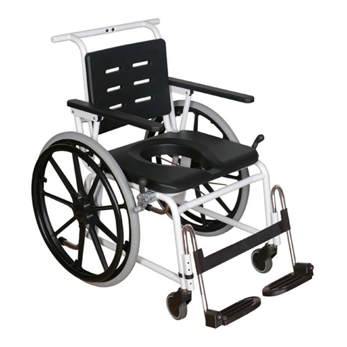 Handicare Combi Self-Propelled Commode/Shower Chair