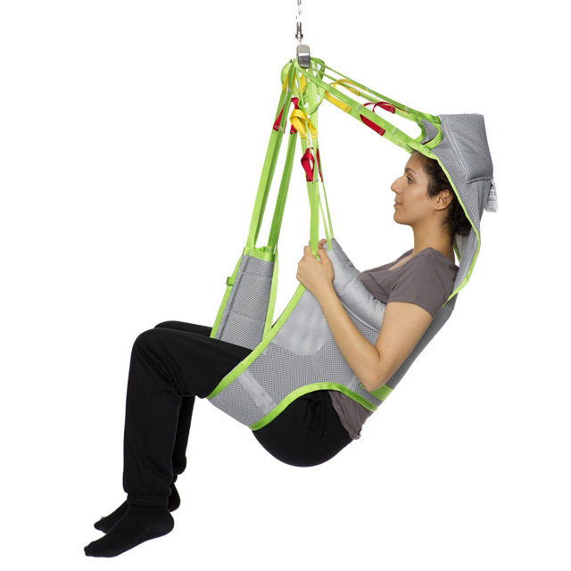 Human Care Toileting High Back Sling