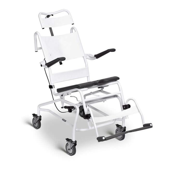 Handicare Tilting Commode Shower Chair