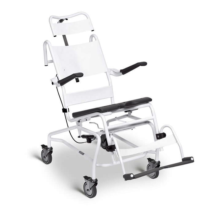 Handicare Tilting Commode Shower Chair