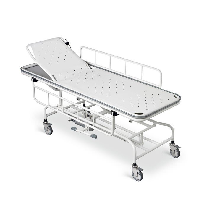 Handicare Height Adjustable Shower Trolley